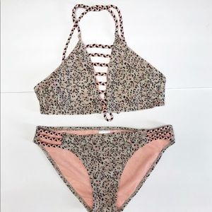 Cheetah Print Bikini Target